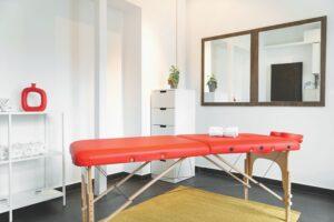 Massage room OVO Float Center