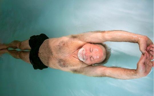 relaxare terapie prin plutire